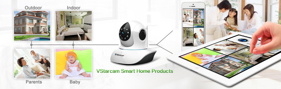 wireless ip camera banner