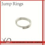 XD 925 sterling silver jump rings