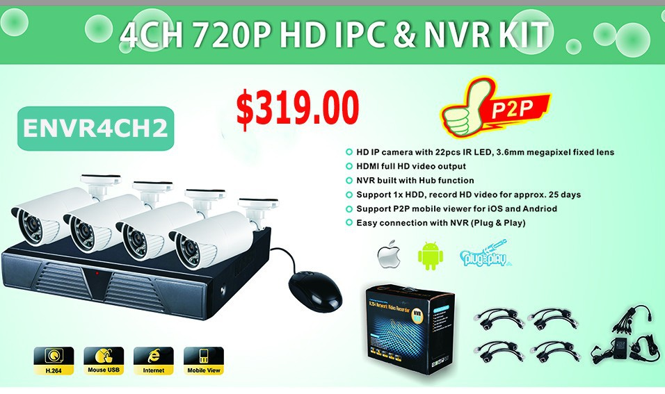 IPC & NVR KIT 20131017
