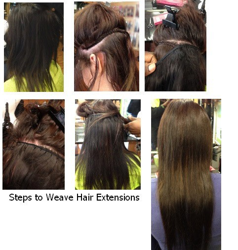 Weave_Hair_Extensions_Steps