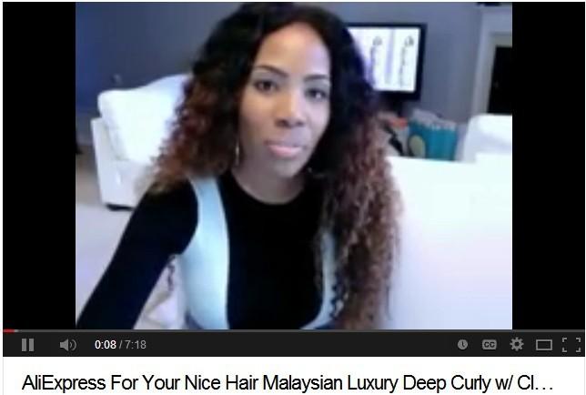 Meeka malaysian deep curl 50604