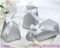 Silver Forever Love Favor Boxes BETER-TH020 http://shop72795737.taobao.com
