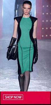 Green Dress 20140317