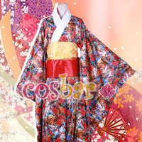2014 Special Offer Direct Selling Japanese Kimono costume