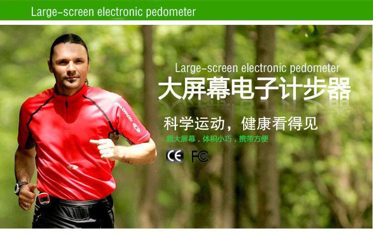 health keeping pedometer