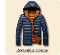 reversible downs