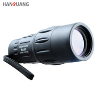 Optical monocular telescope full optical membrane 8x40 hd monocular telescope