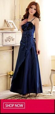 Blue Evening Dress 20140317