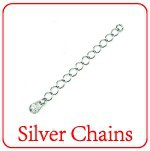 XD 925 sterling silver chains