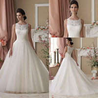 Free_Shipping_Charming_High_Collar_Lace_and_See_Through_Wedding_Dresses_Women_With_Covered_Back_vestidos_de_noivas_2014_Sexy_jpg_200x200