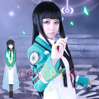 2014 Special Offer Direct Selling Japanese Anime The Irregular at Magic High School character Shiba Miyuki cosplay costume