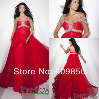 2014_Free_Shipping_Sweetheart_Cap_Sleeve_Beaded_Floor_length_Red_Chiffon_A_line_Long_Evening_Prom_Party_Dresses_jpg_200x200