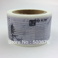1 rolls/lot 30mm*10m Writable Washi Tape Notebook leave message Paper tape