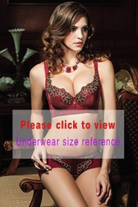 Underwear size reference2