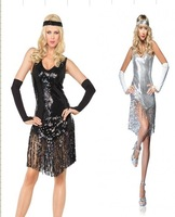 sexy queen dresses women strap dress Latin clothing DS Indian dance sequined dress uniform Spandex Lycra corset robe tassels