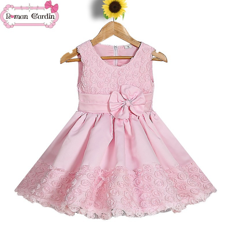 dress designs teenage girls party girls one piece dress girls birthday party dresses01