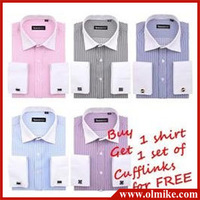 free shipping 2013 hot sale men's shirt,new fashion men's long shirts! cotten and have big size XXXL,hotsale men's clothes