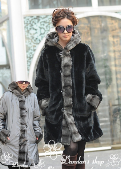 -CD-052-free-shipping-women-s-Faux-fur-long-garment-Double-Face-lady-s-fur