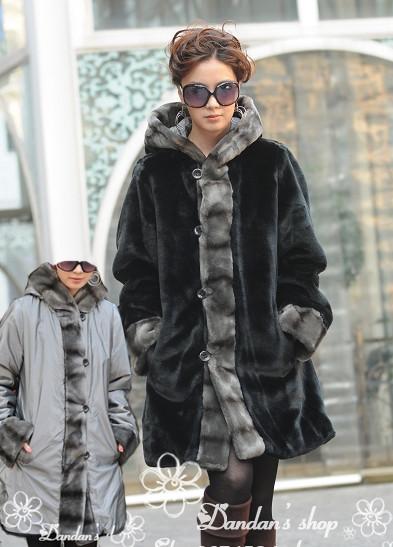 -CD-052-free-shipping-women-s-Faux-fur-long-garment-Double-Face-lady-s-fur