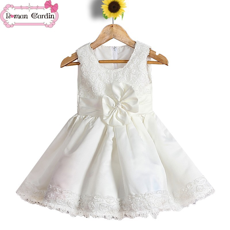 kids wedding dress patterns Baby girl saudi arabian wedding dress one year baby party dresses01