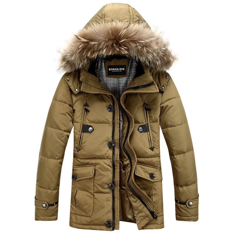 2013-new-fashion-Fashion-Men-s-winter-Hoodies-quilted-overcoat-clothing-outerwear-warm-Fur-Collar-puffer