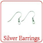 XD 925 sterling silver earrings