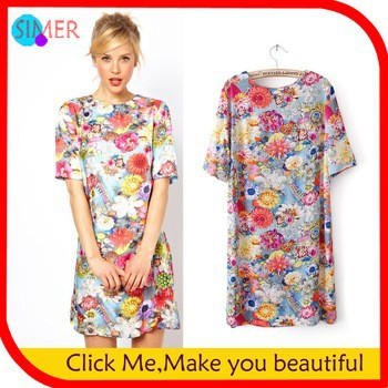 2013-Photographic-Jewel-Print-T-Shirt-Dress-Sho