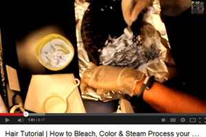 how to bleach