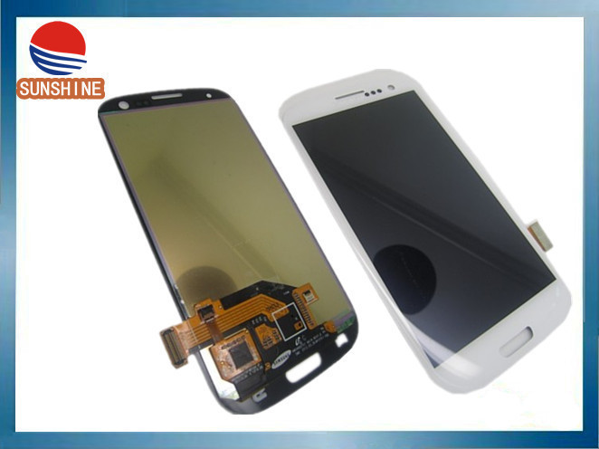 samsung  galaxy S3 SIII i9300 assembly white color