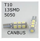 canbus-T10-13-5050