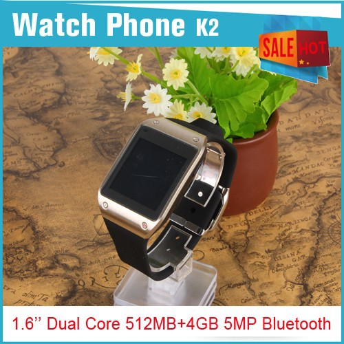 Smart watch phone MP3 video bluetooth gps tracker 16