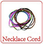 XD 925 sterling silver necklace Cords