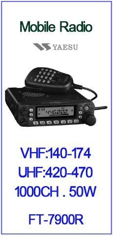 FT-7900R