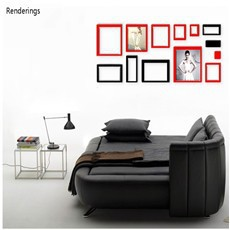 3D wall stickers 07