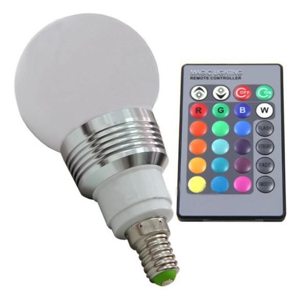 3W E14 bulb