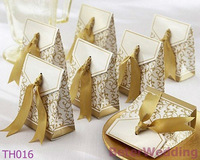Gold 50year Anniversary Wedding Candy Boxes BETER-TH016 http://shop72795737.taobao.com