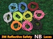 3M Reflective Safety Laces for NB Shoes 1