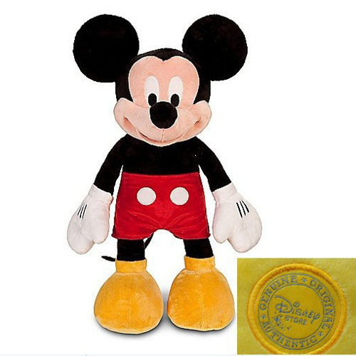 Original-Mickey-Mouse-toys-18-Mickey-plush-toy-cute-stuffed-animals-Minnie-Mouse-boyfriend-Mickey-toys