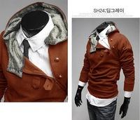 5Colors Assassin's Creed III 3 Desmond Miles Hoodie Cosplay Costume Coat Jacket