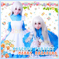 2014 Special Offer Direct Selling VOCALOID Series:Kagerou Project character Marry Kozakura cosplay costume