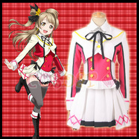 NEW ARRIVAL! Japanese Animation Love Live! School idol project character Kotori Minami cosplay costume