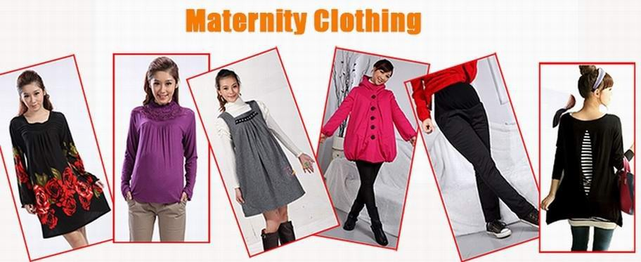 Maternity Clothing 912