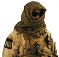 Disguise Scarfs Shemaugh Turban headscarf US Army Arab SAS Shemagh Yashmagh Arafat BlackHawk Tactical cravat