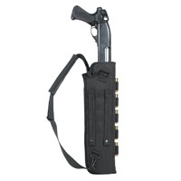 Tactical-Breacher-s-Hunting-Shotgun-Scabbard-Molle-With-Shell-Pouch-For-Short-Barrel