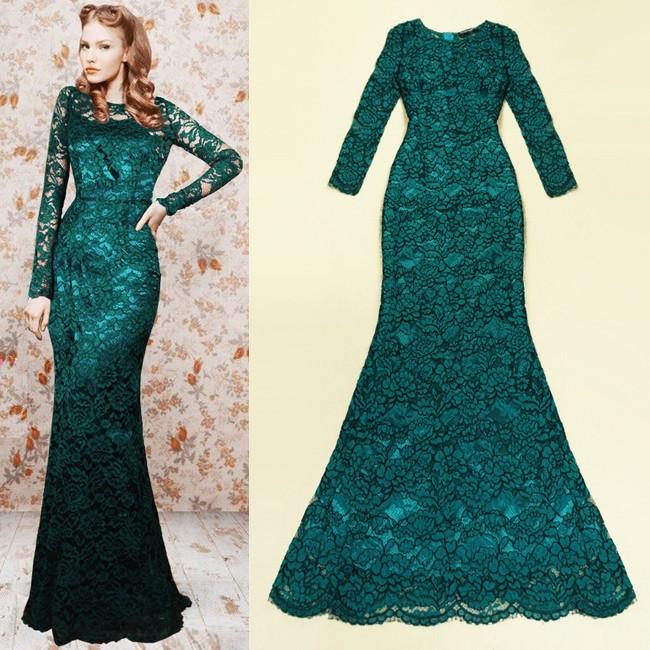 Купить Кружевное Платье Длинное