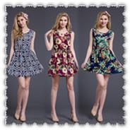 00001_fashion-lolita-sleeveless-floral-dress-mini-vestido-floral-casual-beach-dress-chiffon-plus-size-vest-dress