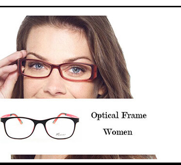 women optical frame