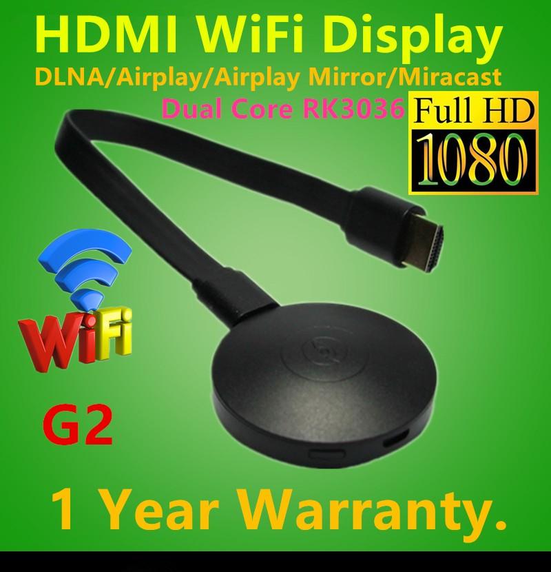 G2-WIFI DISPLAY