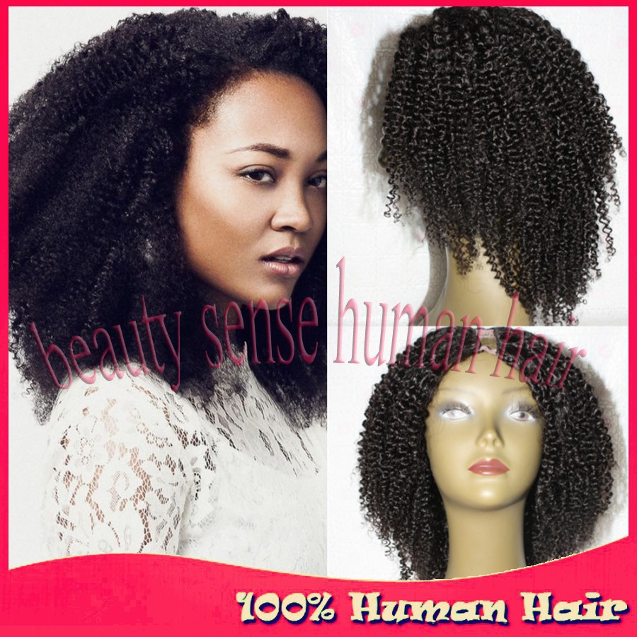 Wonderful-middle-part-afro-kinky-curly-U-part-wig-Human-hair-180-density-natural-color-real
