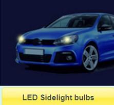 LED Sidelight bulbs